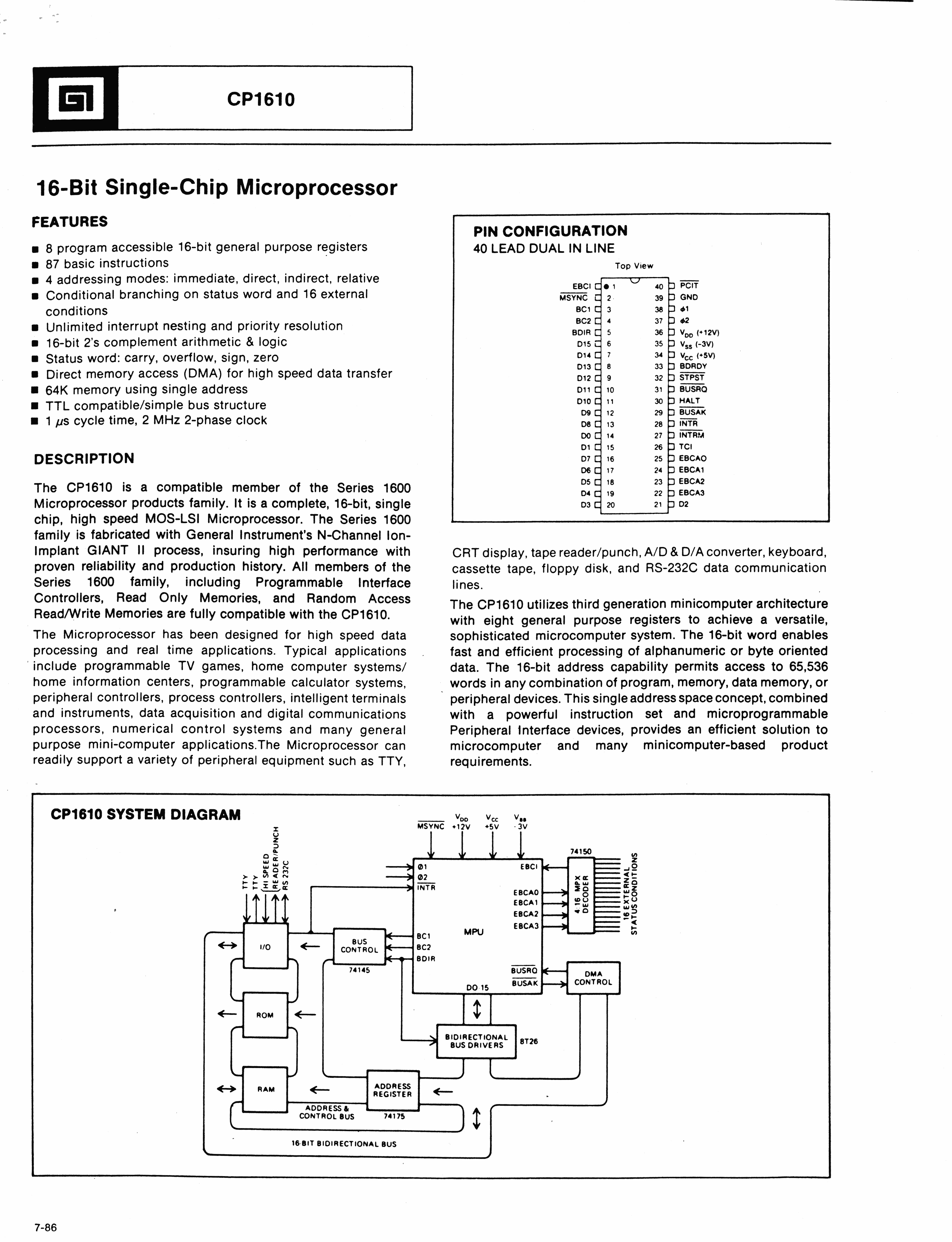 Index Of Im14u2c Intv Gi Micro Programmable Tv Games Logic Diagram Word 2010 Page 7 086 05 23 2118